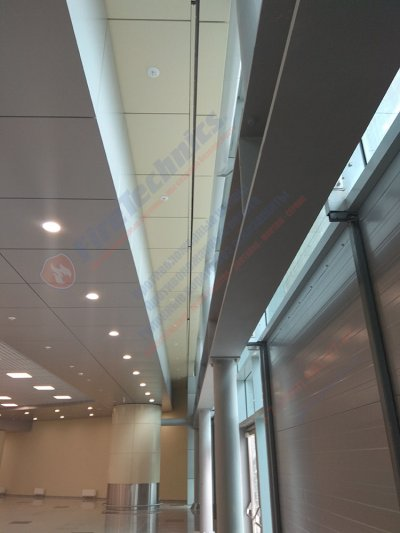 Дымозащитные шторы E120