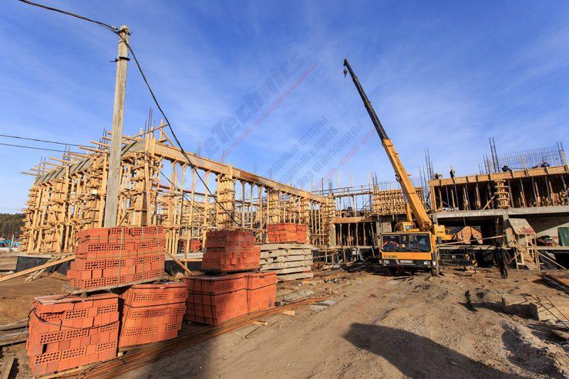 Проверка строительства соцобъектов в районах Санкт-Петербурга